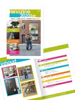 Renozine, het magazine over renovatie