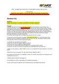 Shedisol cahier des charges