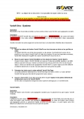 Système Vario® Xtra cahier des charges